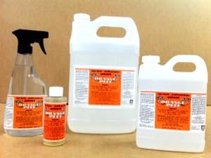 Orange Peel Adhesive Remover